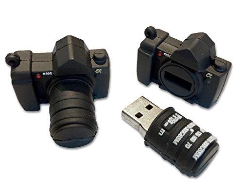 Tomax camma della macchina fotografica come pvc usb flash drive 32gb di memoria usb flash drive