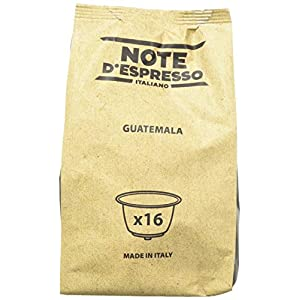 Note D'Espresso Guatemala, Capsule per caffè, 7 g x 96 Esclusivamente Compatibili con le macchine a capsule Nescafé* e…