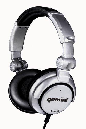Gemini DJX-05 Cuffie professionali (Gemini Djx 05 Professionale Cuffie)