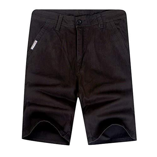 Hahashop2 - Pantalones cortos deporte hombre, secado
