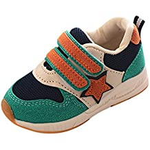 e00d7aacb Fossen 1-6 años Niño Niña Zapatos Casual Deportes Zapatillas de malla para  Bebe Primeros
