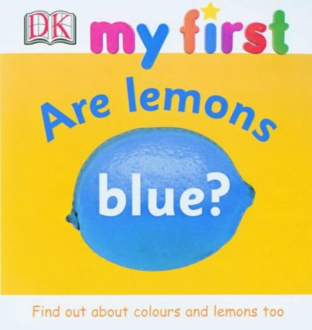 Are lemons blue?.
