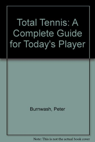 Burwash P:Full-Court Tennis por Peter Burnwash