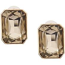 Bellofox Drop Earring for Women (Golden)(BE2254)
