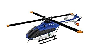 Amewi 25193Ec145singleblade Helicopter Brushless, 3D, 6Canales