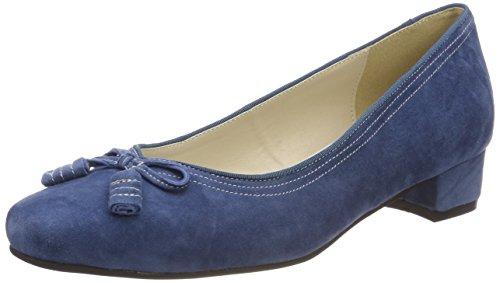 Andrea Conti Hirschkogel by Damen 3001514 Pumps, Blau (Jeans), 36 EU