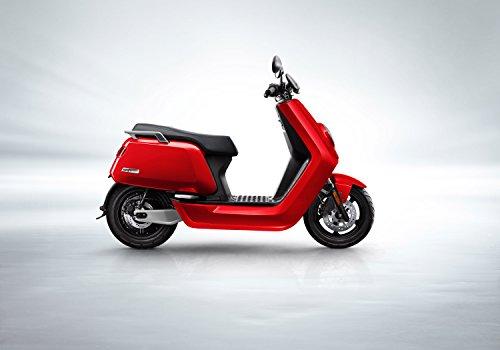 niu n 1s e motorroller designerst ck elektrofahrzeug kaufen. Black Bedroom Furniture Sets. Home Design Ideas