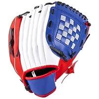 GXQ-AIJINGYU Deportes al Aire Libre, práctica de Entrenamiento de Mano Izquierda para Adultos jóvenes Guantes de béisbol de softbol, Equipo de práctica para Hombre Adulto Mujer Tren