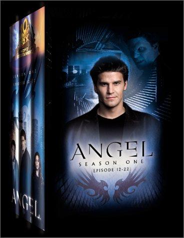Preisvergleich Produktbild Angel - Jäger der Finsternis: Season 1.2 Collection (Episoden 12-22) [VHS]