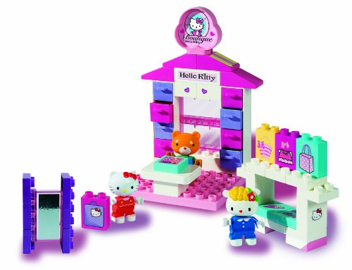 BIG 57027 - PlayBIG Bloxx Hello-Kitty Boutique