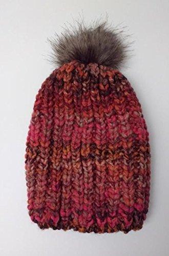 Preisvergleich Produktbild MaxiMo Mädchen Mütze mit Bommel 53573-72300