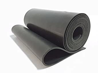 Neoprene Rubber Sheet Premium Range 65a 10mm Thick X 1 2m Width X 5m Length Amazon In Industrial Scientific