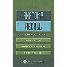 Anatomy Recall (Recall (Wolters Kluwer))