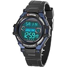 Relojes de Pulsera Electrónicos Para Niños Niños Digital Relojes Para Niños Niñas Deportes–5 ATM