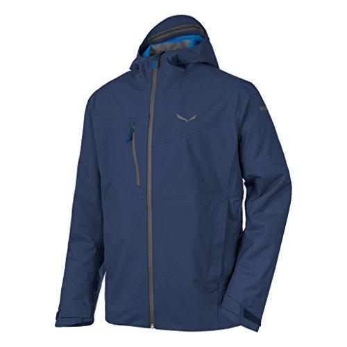 Salewa Puez Ptx 3L M Jkt - Jacke für Herren, Farbe Blau, Größe Dark Denim