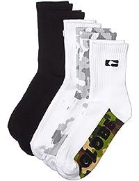 Globe Malcom Crew 5 Pack Socks
