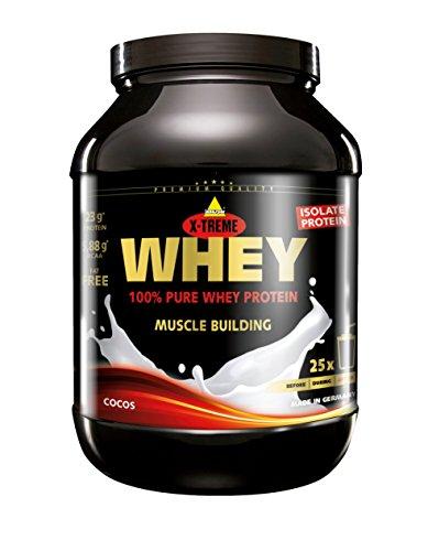 Inkospor X-Treme Whey Protein, Cocos, 750g Dose -