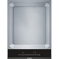 Bosch PKY475FB1E 1900W Integrado Metal placa teppanyaki - Placas teppanyaki (Integrado, Metal, Negro, Acero inoxidable, 1 m, Tocar, Parte superior delantera)