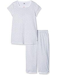 Petit Bateau Molette, Conjuntos de Pijama para Niñas