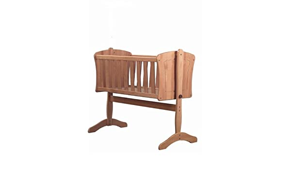 baby elegance anna swing crib (natural beach) amazon co uk babySwing Bottom Baby Beds #11