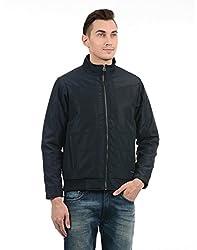 Monte Carlo Men Casual Jacket(_8907679134642_Navy_Large_)