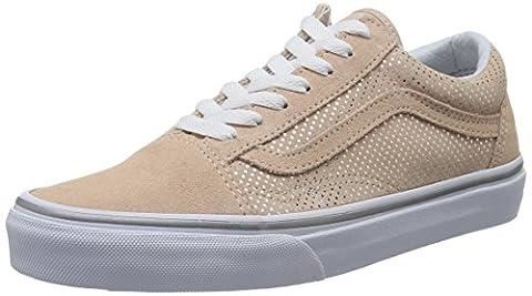 Vans Damen Ua Old Skool Sneaker, Pink (Metallic Dots Rose/Spanish Villa), 41 EU