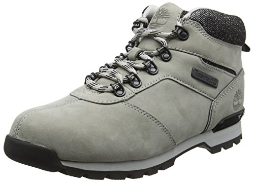 Timberland Herren Splitrock 2 Chukka Boots, Grau (AF Grey), 42 EU (Boot Lace-up Knöchel Hoch)