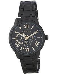 Giordano Analog Black Dial Men's Watch-A1077-44
