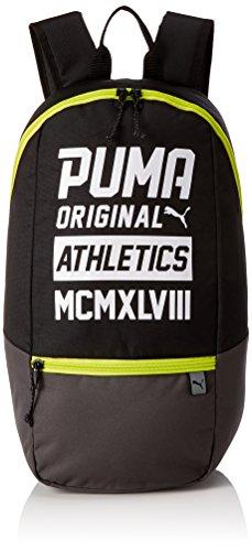 PUMA Sole Backpack Rucksack, Black White, OSFA -