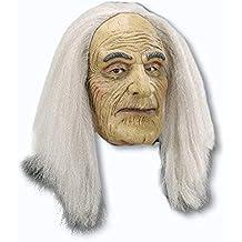 Máscara viejo mayordomo