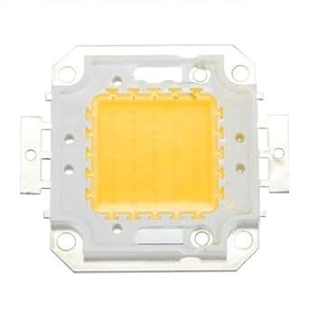 50W 3800LM LED Chip Ampoule Lampe Lumière Blanc Chaud Haute Puissance DIY