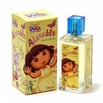 Parfüm ADORABLE von DORA the Explorer 100ml Eau de Toilette Kinder!!!