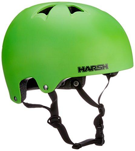 58-62cm L weiß Gr 1 Stück Fahrradhelm Harsh HX1 Pro