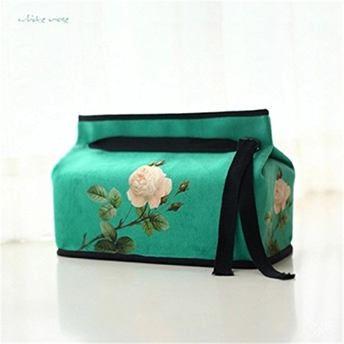 NEW and Imported Table Tissue Case Cover Holder Paper Napkin Storage Box Toilet Car Desk Home School Box Cute Organizer Desktop Cotainer QQP195