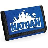 Kids personalised wallet