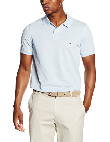 tommy-hilfiger-mens-slim-fit-s-s-sf-polo-shirt-blue-blau-skyway-pt-073-medium