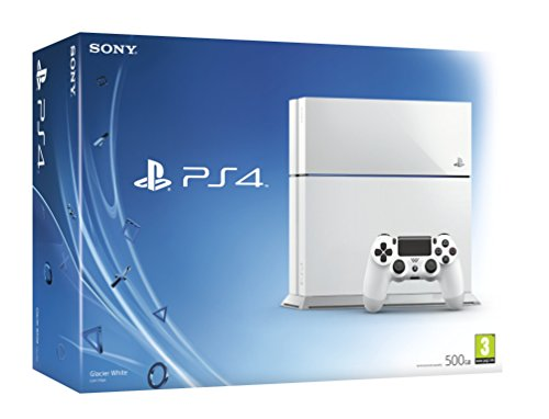 Console PS4 White [import anglais]