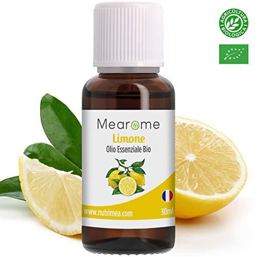 Olio Essenziale di Limone • 100% Puro, Naturale e Vegano • Olio...