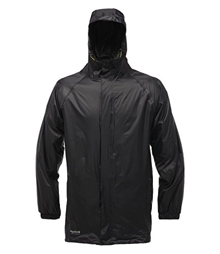 Regatta - Veste Homme Packaway II Vêtement de Travail Noir - Noir