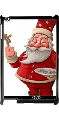Coque pour Apple Ipad 2/3/4 - Le Père Noël Pâtissier by GiordanoAita