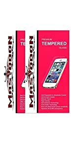 Tempered Glass Guard for Xiaomi Mi 4(Pack Of Two)