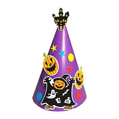 Immagine Zucca Di Halloween 94.Cappello Zucca Halloween Fai Da Te Grandi Sconti Costumi