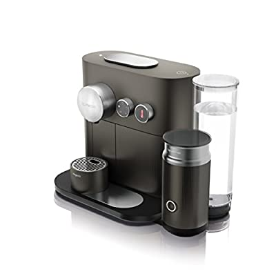 Nespresso Expert and Milk Coffee Machine, Grey by Magimix from Magimix