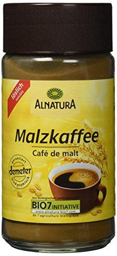 Alnatura Demeter Bio Malzkaffee, vegan, 6er Pack (6 x 100 g)