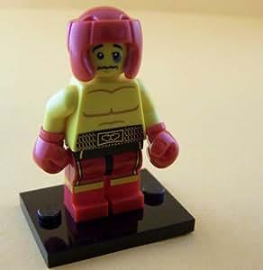 LEGO Figurines à Collectionner: Boxeur Mini-Figurine (Série 5)