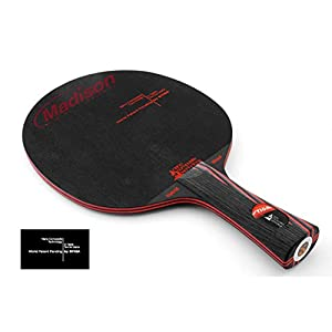 Stiga Hybrid Wood NCT-with Nano Composite Technology (Master Grip) Table Tennis Blade, One Size