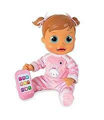 Idea Regalo - IMC Toys - 95212 - Baby Wow Tea bebé interattiva impara a parlare (Lingua Italiana)