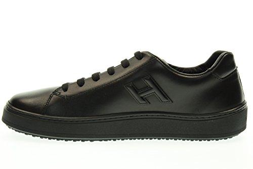HOGAN uomo sneakers HXM3020W5501POB999 H302 URBAN SPORTY STYLE Nero