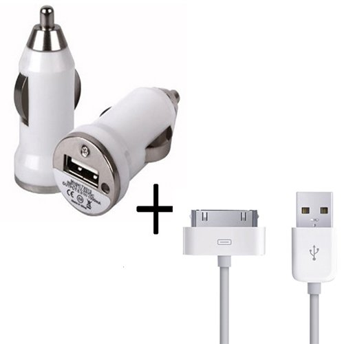 xtra-funky-exclusive-bullet-shaped-usb-car-travel-charger-adapter-2-meter-meter-long-high-quality-re