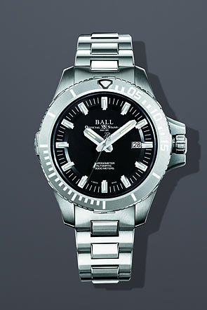 Ball - Watch - DM3000A-SCJ-BK